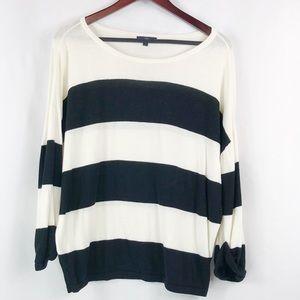 Gap Stripe Pullover Sweater